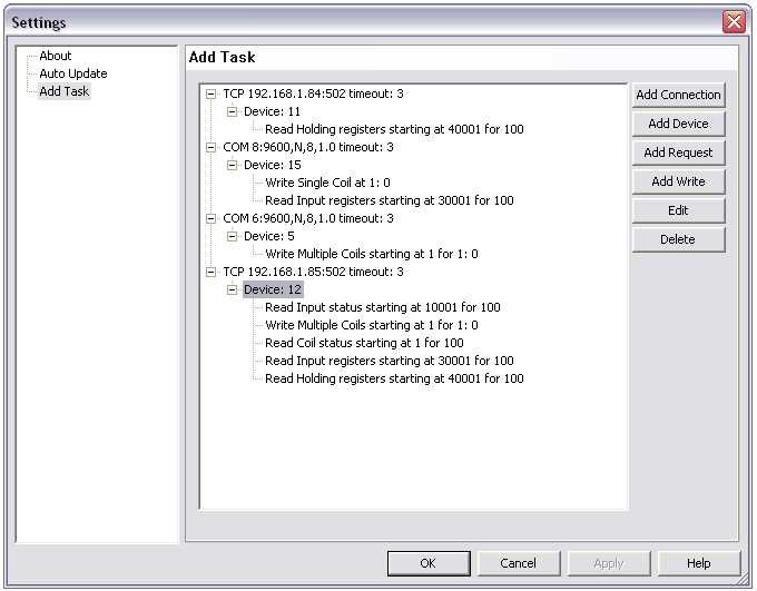 CAS Modbus Scanner - A free tool for communicating with